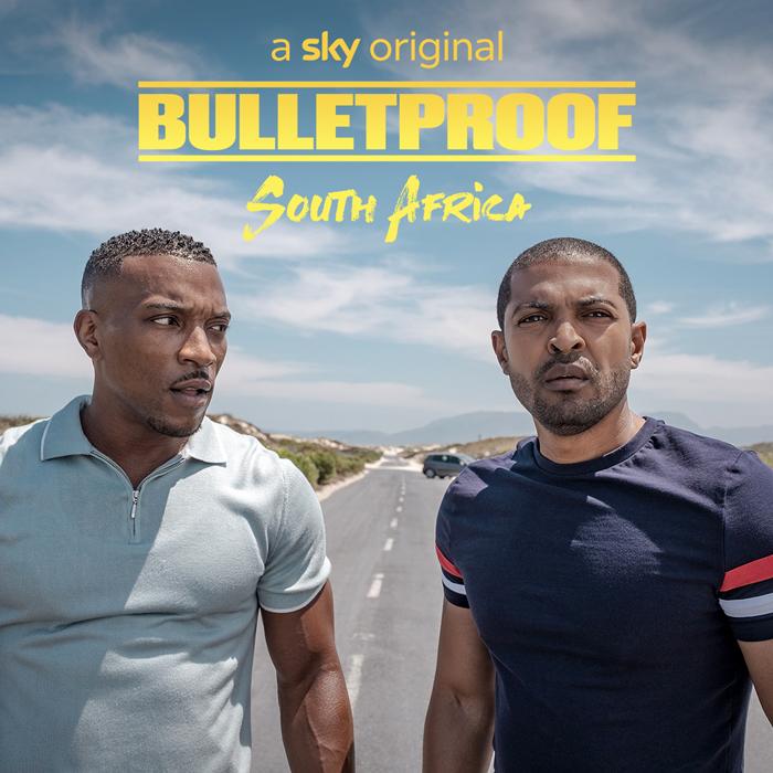 Bulletproof Title Art
