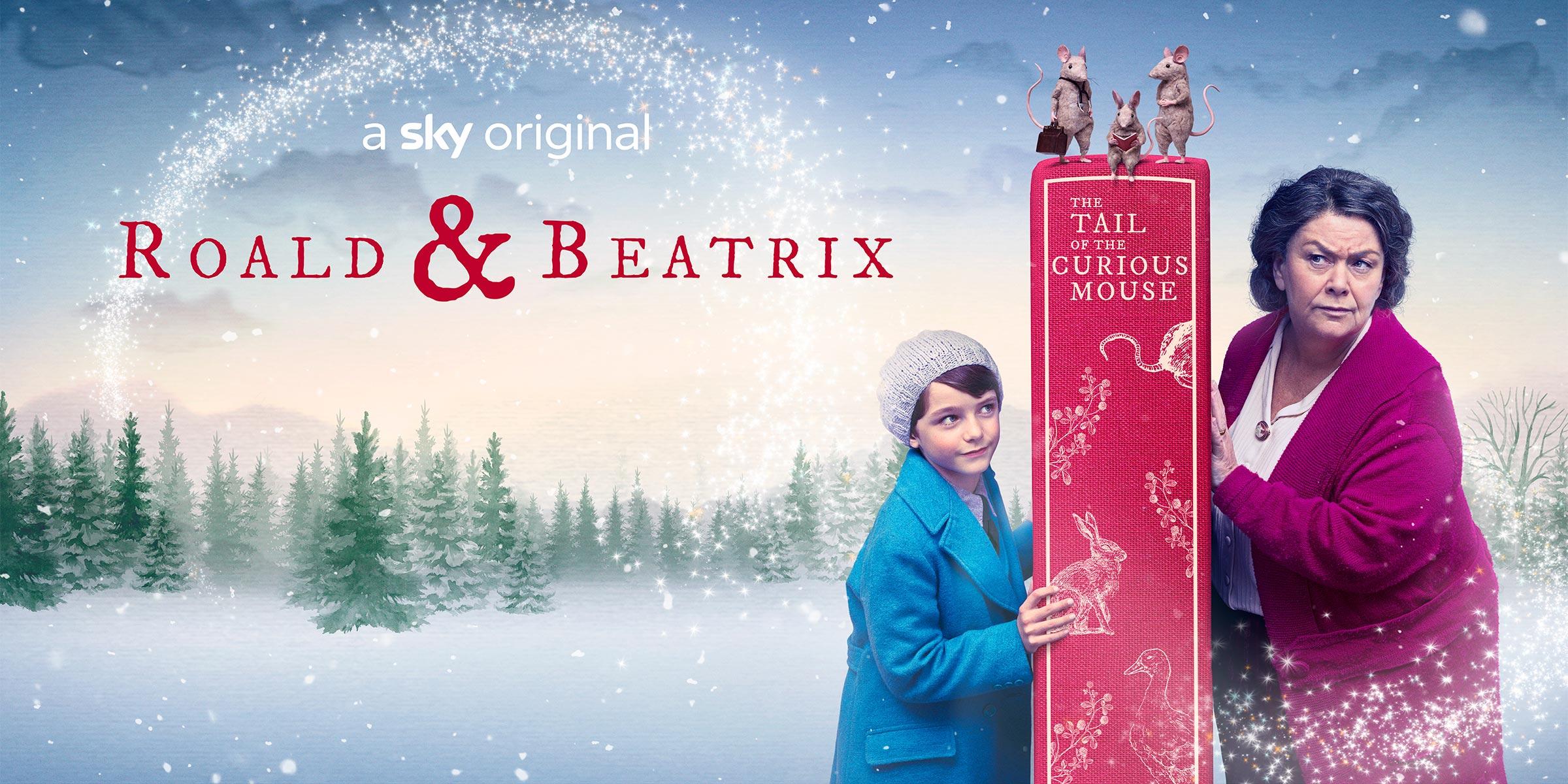 Roald & Beatrix // Sky One