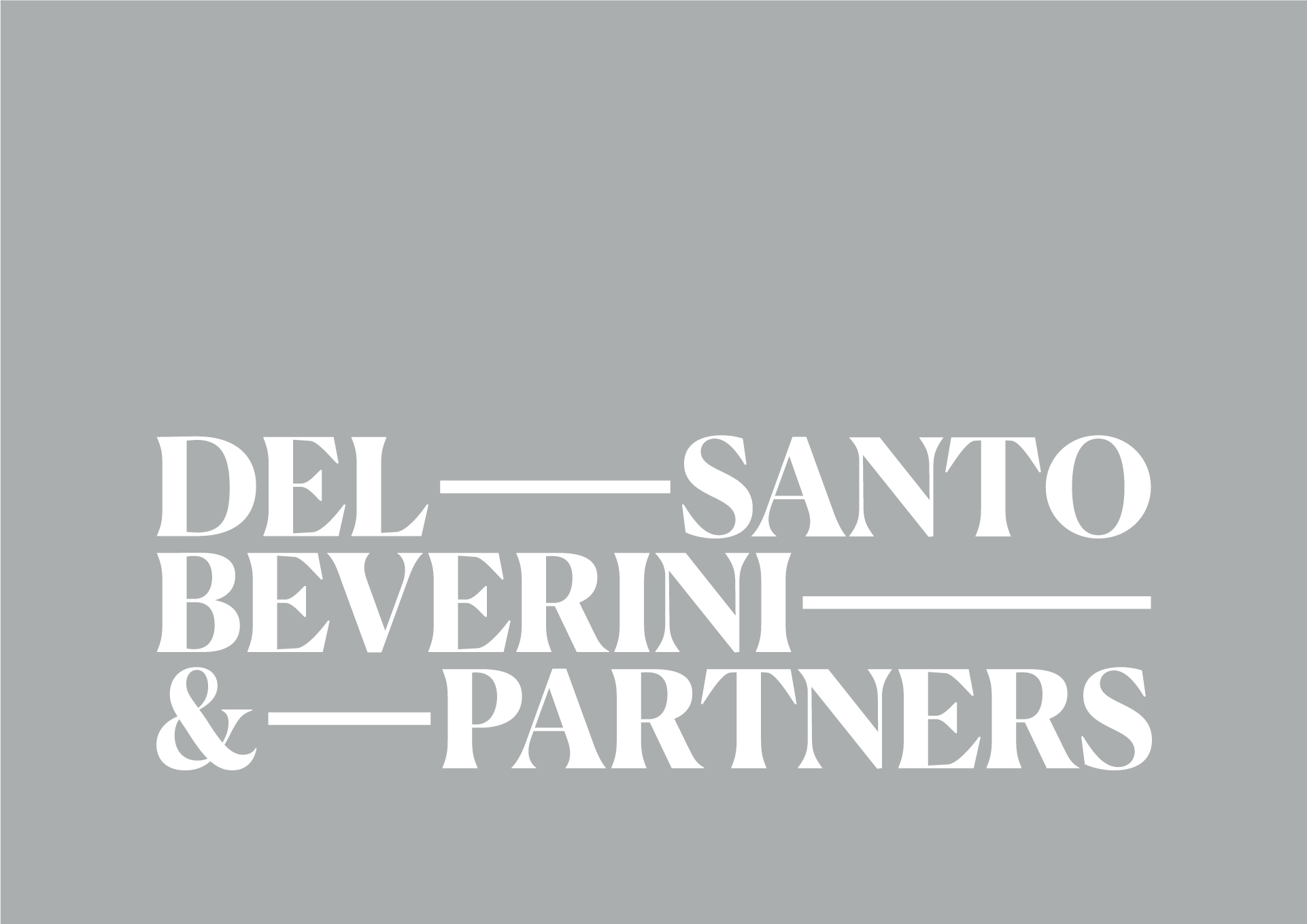 DelSantoBeverini_logo